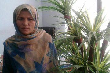 روایتی از تراژدیها و موفقیتهای زهرا رضایی