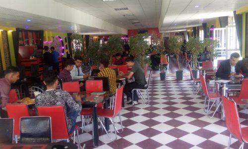 شکایت دانشجویان ازعدم رعایت بهداشت در کافتریای دانشگاه هرات