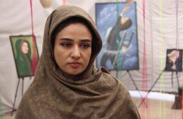 نقاشی؛ ابزار انعکاس توانایی زنان برای شکیبا