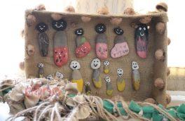 فراتر از هنر؛ نمایشگاه هنر دستی بچههای بهشت
