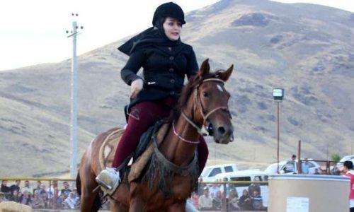 سوارکاری؛ آرمان دیرینۀ زنان هرات که به واقعیت پیوست