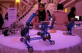 دومین نمایشگاه تکنالوژی و خلاقیت دختران نسل تغییر