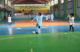 بانوان فوتبالیست هرات به کمپاین محو پولیو پیوستند