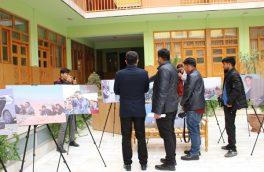 نمایشگاه عکس پشت صحنه خبرنگاران