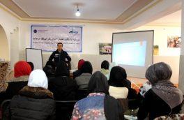 برگزاری کارگاه آموزشی گزارشگری تحقیقی برای زنان خبرنگار در هرات