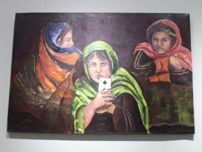 نمایشگاه اسطورههای خاموش