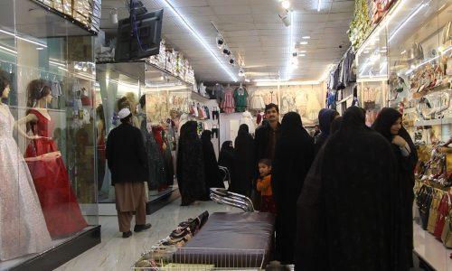 خرید جنسهای برند، دغدغۀ امروز زنان هرات