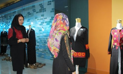 گشایش نمایشگاه دایمی تی، اند، ام در هرات