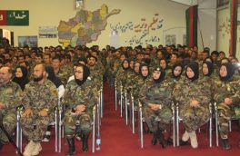 برگزاری برنامهای به پیشواز از نهم حوت در پایگاه ۲۰۷ ارتش