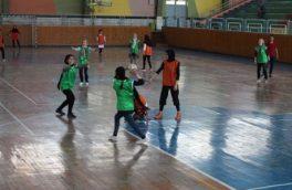 تیم هندبال دختران هرات در خطر منحل شدن