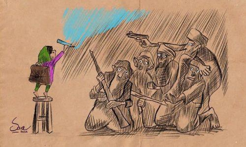 حافظه تاریخی زنان قوی است!