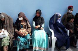 جمعآوری زنان معتاد خیابانی از سوی ادارۀ صحت هرات