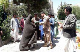افتتاح بانک غذای ناحیهی پنجم شهر هرات