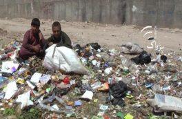 شکایت شهروندان هرات، از افزایش زبالهها در سطح شهر