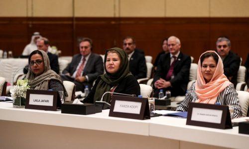 نقش زنان در صلح با طالبان از چشمانداز تیوری لیدراک