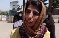 حلیمه پژواک: برای برابری جنسیتی تلاش میکنم