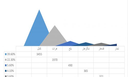 ابتلای بیش از ۸ هزار و ۷۰۰ زن به کووید-۱۹ در افغانستان