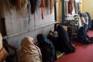 ایجاد نخستین کارگاه تولید قالین بلوچی در نیمروز