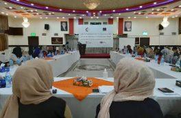 گفتمان بررسی چالشهای بازرگانان زن در حوزۀ غرب برگزار شد