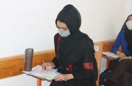 اشتراک بیش از ۷ هزار دختر در آزمون کانکور ۹۸ در هرات