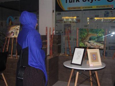 فکرکده؛ نمایشگاهی از آثار هنری نسل تحول
