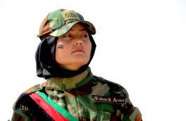 گرامیداشت از ۱۰۱مین سالروز استقلال در پایگاه ارتش ۲۰۷ ظفر
