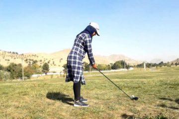 دختران گلفباز هرات بامیان میروند.