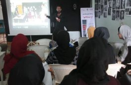 از ایده تا اجرا؛ نخستین کارگاه آموزشی فیلمسازی در هرات