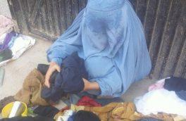 از دستفروشی زنان تا تشکیل چهارشنبه بازار در هرات