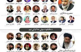 زنان و رویارویی با طالبان؛ دور میز مذاکره