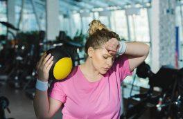 در هنگام قاعدگی ورزش کنید