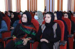زنان، خواهان حفظ نظام جمهوریت