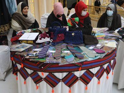 همایش صنایع دستی، جایگزین کمکهای جهانی