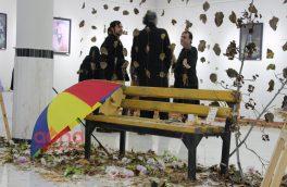 برگریزان؛ نمایشگاه نقاشی دختران برای حمایت از صلح