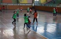 پیروزی تیم هندبال دختران هرات در برابر تیمهای بلخ و سرپل