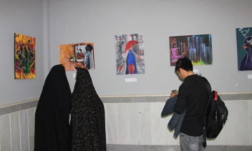 نمایشگاه برابری جنسیتی؛ دانشجویان هنرها از نبود بازار کار شکایت دارند