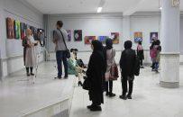 نقشهایی از تبعیض و خشونت در نقاشی دختران دانشجو