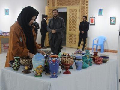 برگزاری نمایشگاه صنایع دستی بدون مرز