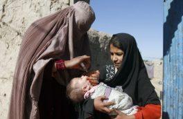 سه میلیون کودک بازمانده از واکسین پولیو دوباره واکسین میشوند
