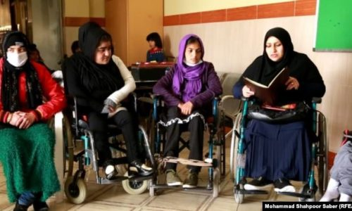 ناامیدی زنان دارای معلولیت به تامین صلح