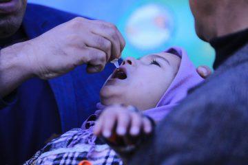 کارزار واکسین پولیو در هرات آغاز شد