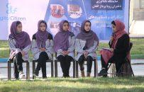 گشایش نمایشگاه ابتکارات و دستاوردهای تکنالوژی تیم دختران رباتیک