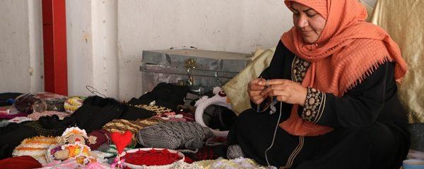 بازرگانان زن ۱۰ درصد در صادرات و ۵۰ درصد در تولیدات نقش دارند