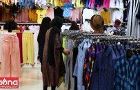 لباسهای خارجی در میان زنان هرات طرفداران زیاد دارد