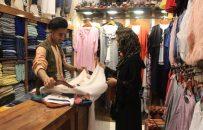 تصاویری از آمادگیهای زنان برای عید در هرات