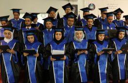 فراغت ۳۰ تن از برنامهی ماستری دانشگاه هرات