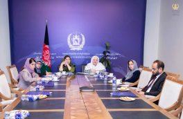زنان پارلمان نیوزلند حمایت خود را از افغانستان با حضور زنان اعلام کردند