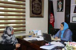 حسینه صافی: وزارت امور زنان، آدرسی قوی برای حل چالشهای زنان است