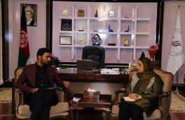 دیدار وزیر امور زنان با اعضای شورای جوانان کوچی