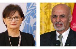 سازمان ملل خواستار پایان فوری حمله به شهرهای افغانستان شده است